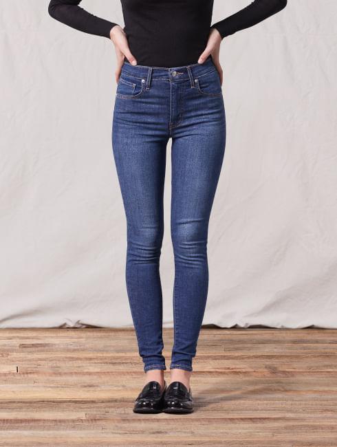 Guia De Jeans Levi S Para Mujer Levi S Colombia